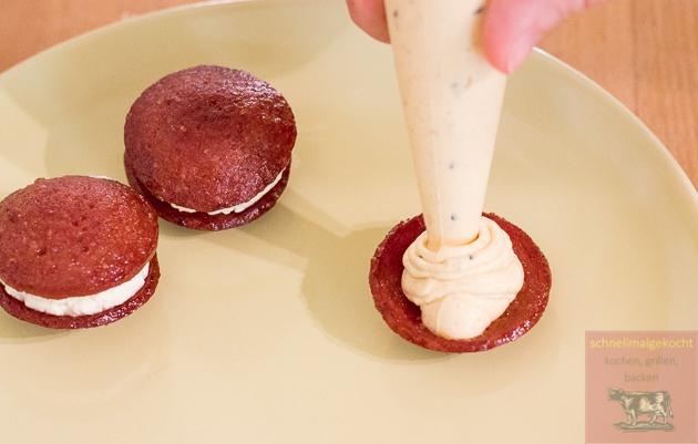 Sucuk Macarons