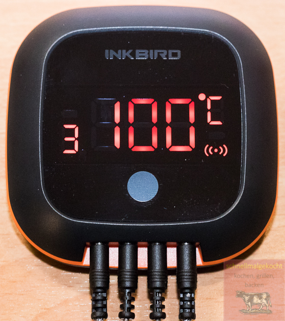 Inkbird IBT-4XS Bluetooth Thermometer