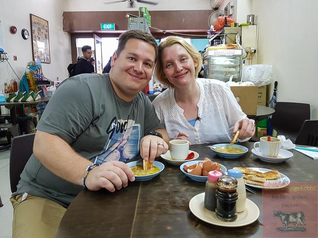 Asienkreuzfahrt 2018: Teil 2 Street Food Tour mit Miss Tam Chiak