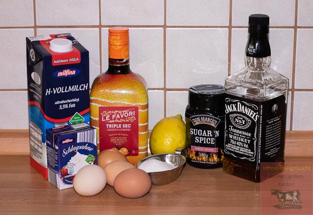 Jacks Eggnog